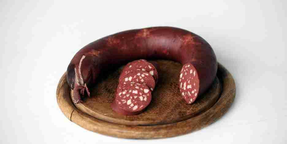 Flönz, la salsiccia nera della Germania diventa IGP